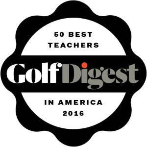 Golf Digest 50 Best Teachers In America 2016